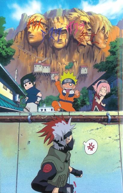 Studio Pierrot, Naruto, Naruto Uzumaki, Sasuke Uchiha, Sakura Haruno