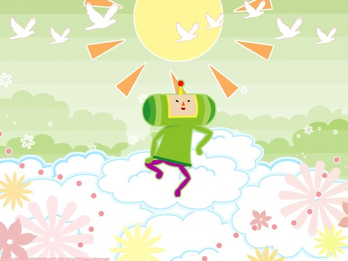Namco, Katamari Damacy Wallpaper