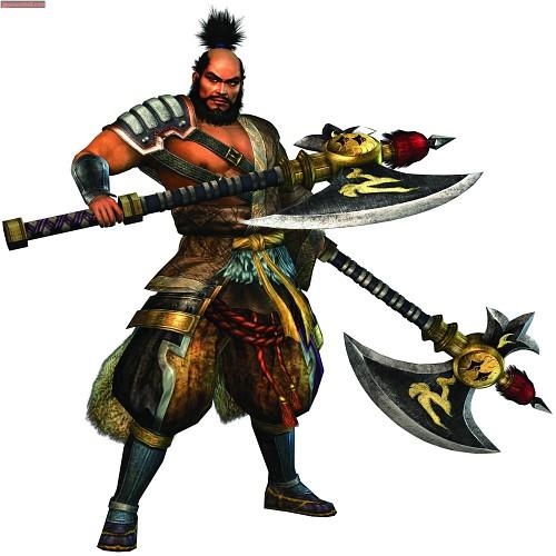 Warriors Orochi: Katsuie Shibata