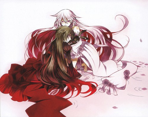 Jun Mochizuki, Pandora Hearts, Will Of The Abyss, Alice (Pandora Hearts), Lacie Baskerville