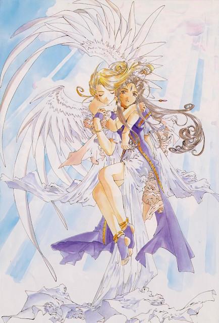 Kousuke Fujishima, Anime International Company, Ah! Megami-sama, Holy Bell, Belldandy