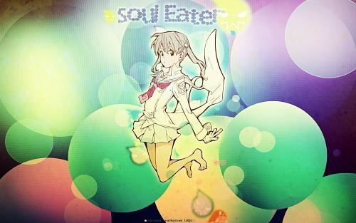 Atsushi Okubo, BONES, Soul Eater, Maka Albarn Wallpaper