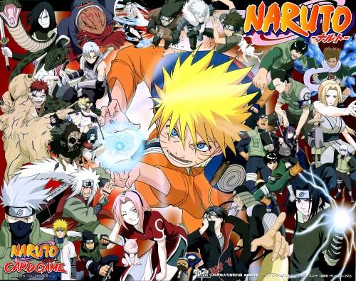 Studio Pierrot, Naruto, Tonton, Kakashi Hatake, Shikamaru Nara