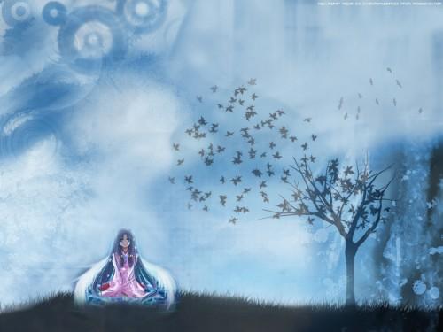 Key (Studio), Air, Kanna (Air) Wallpaper