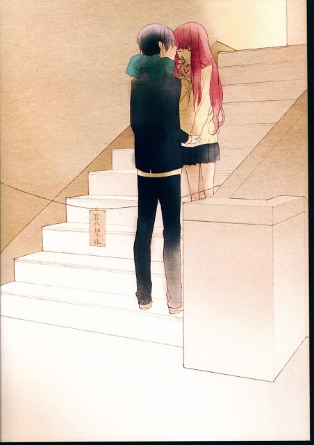 Naoto (Mangaka), Secret Garden, Vocaloid, Kaito, Luka Megurine