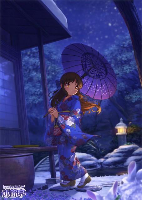 Kakeru Kirin, A-1 Pictures, Aniplex, Idol Master: Cinderella Girls, Arisu Tachibana