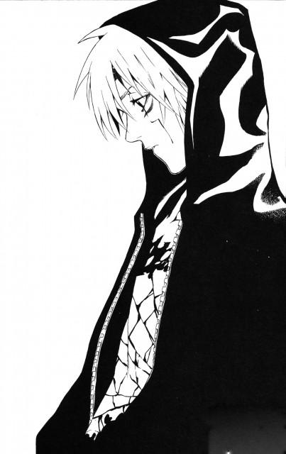 Katsura Hoshino, D Gray-Man, Allen Walker