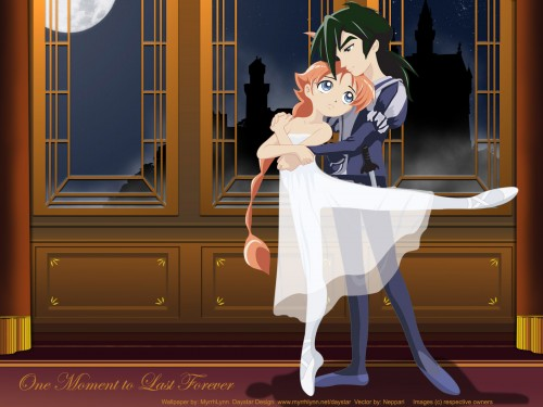 Hal Film Maker, Princess Tutu, Fakir, Ahiru Arima, Vector Art Wallpaper