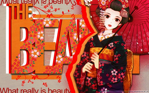Nardack, Nardack artworks 2008~2010 BUTTERFLY DREAM, Comic Market 79 Wallpaper