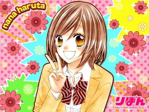 Nana Haruta, Chocolate Cosmos, Sayuki Sakurai, Official Wallpaper