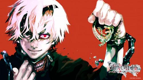 Sui Ishida, Tokyo Ghoul, Ken Kaneki, Official Wallpaper