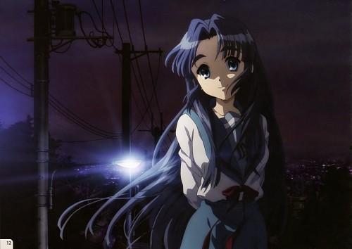 Kyoto Animation, The Melancholy of Suzumiya Haruhi, Suzumiya Haruhi Mini Illustration Book, Ryoko Asakura