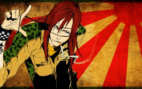 Dogs: Bullets and Carnage, Badou Nails Wallpaper