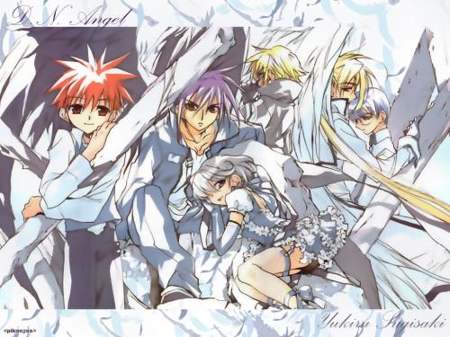 Yukiru Sugisaki, Xebec, D.N.Angel, Daisuke Niwa, Krad Wallpaper