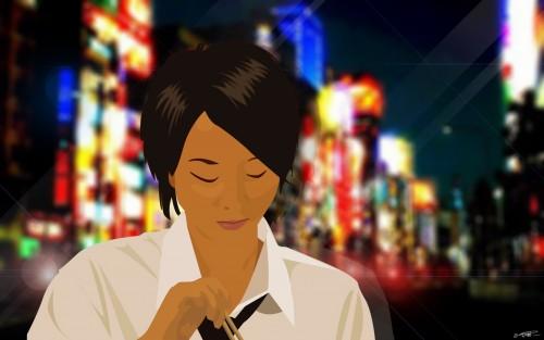 Hisaya Nakajo, Hanazakari no Kimitachi e, Mizuki Ashiya, Maki Horikita, Live Action Wallpaper