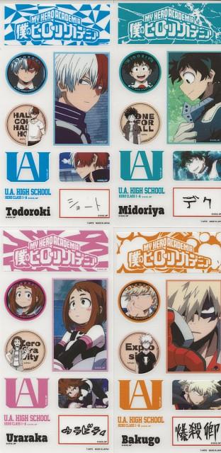 Kouhei Horikoshi, BONES, Boku no Hero Academia, Katsuki Bakugou, Izuku Midoriya