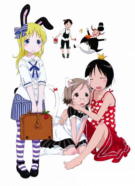 Kyuuta Sakai, Barasui, Ichigo Mashimaro, Candy Rain, Nobue Itoh