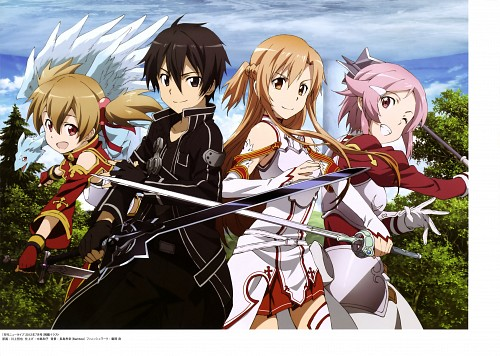 Abec, Tetsuya Kawakami, A-1 Pictures, Sword Art Online, Pina