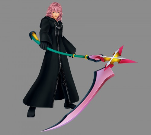 Square Enix, Kingdom Hearts, Marluxia