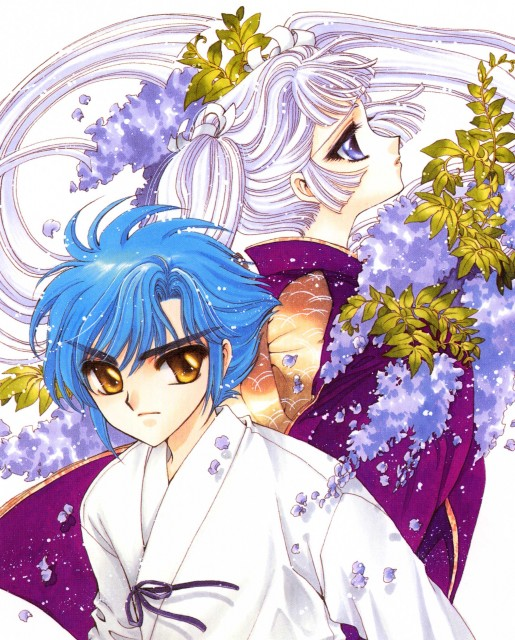 CLAMP, CLAMP School Detectives, CLAMP South Side, Suoh Takamura, Nagisa Azuya