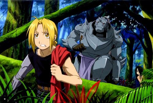 Hiromu Arakawa, BONES, Fullmetal Alchemist, Edward Elric, Wrath