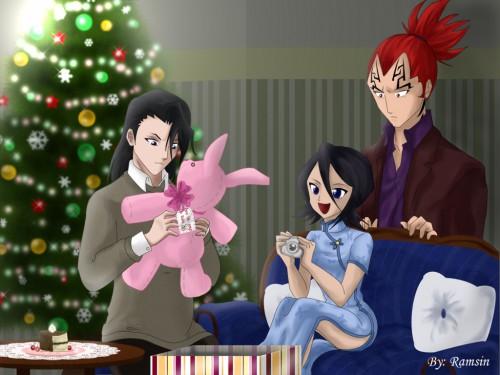 Kubo Tite, Studio Pierrot, Bleach, Renji Abarai, Byakuya Kuchiki