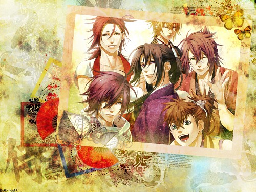 Hakuouki Shinsengumi Kitan Wallpaper