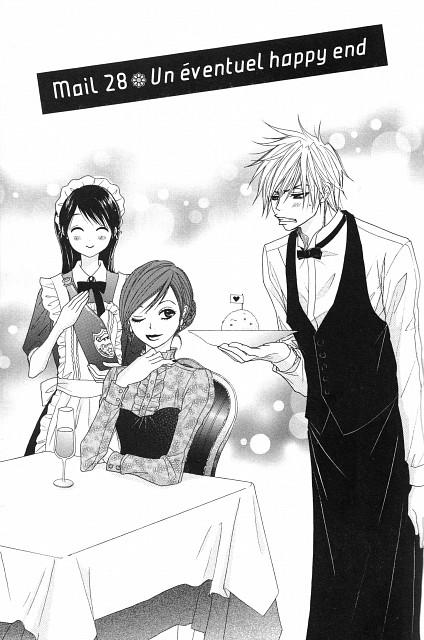 Kyousuke Motomi, Dengeki Daisy, Teru Kurebayashi, Riko Onizuka, Tasuku Kurosaki
