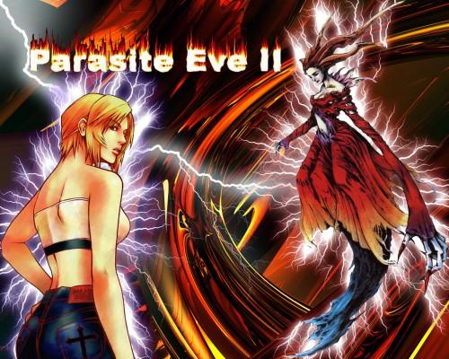 Parasite Eve, Mitochondria Eve, Aya Brea Wallpaper
