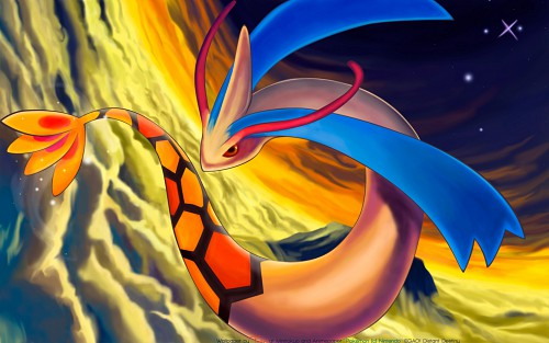Pokémon, Milotic Wallpaper