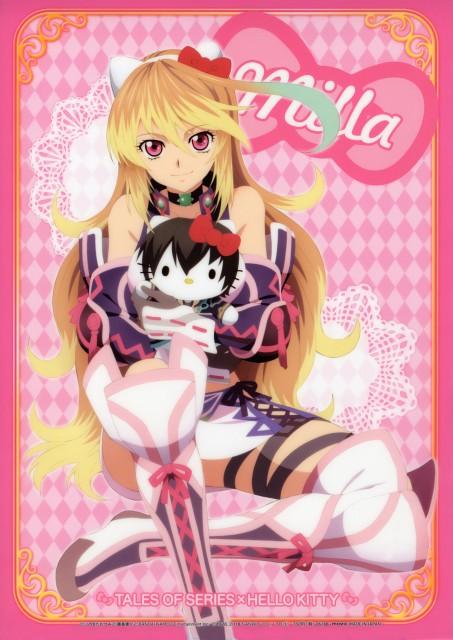 Namco, Hello Kitty (Series), Tales of Xillia, Jude Mathis, Kitty White