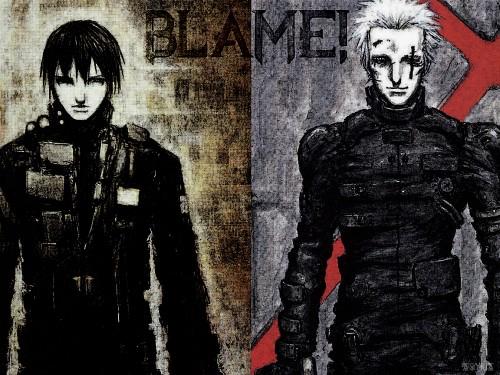 Tsutomu Nihei, Blame!, Dhomochevsky, Killy Wallpaper