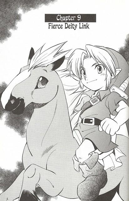 Akira Himekawa, The Legend of Zelda: Majora's Mask, The Legend of Zelda, Link, Epona