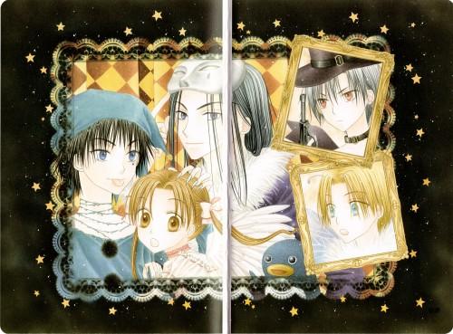 Tachibana Higuchi, Group TAC, Gakuen Alice, Gakuen Alice Illustration Fan Book, Akira Tonouchi
