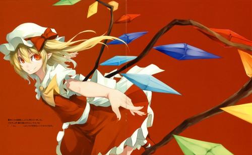 Shingo, Missing Link, Touhou, Flandre Scarlet, Doujinshi