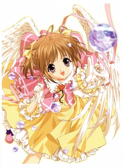 Naoto Tenhiro, Sister Princess, The Art of Sister Princess, Hinako