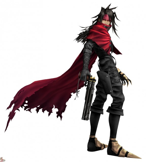 Square Enix, Final Fantasy VII: Dirge of Cerberus, Vincent Valentine