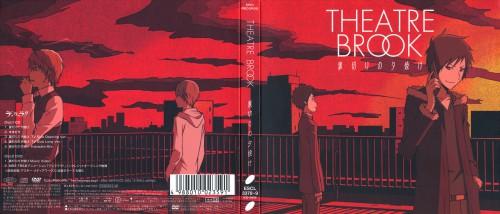 Suzuhito Yasuda, Brains Base, DURARARA!!, Masaomi Kida, Shizuo Heiwajima
