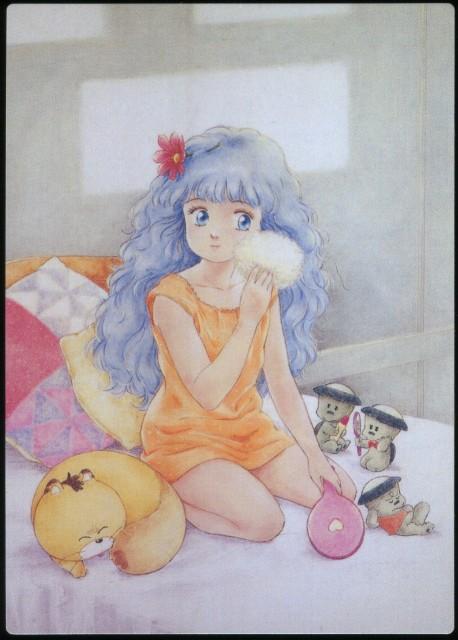 Akemi Takada, Studio Pierrot, Magical Fairy Persia, Puri Puri, Meso Meso