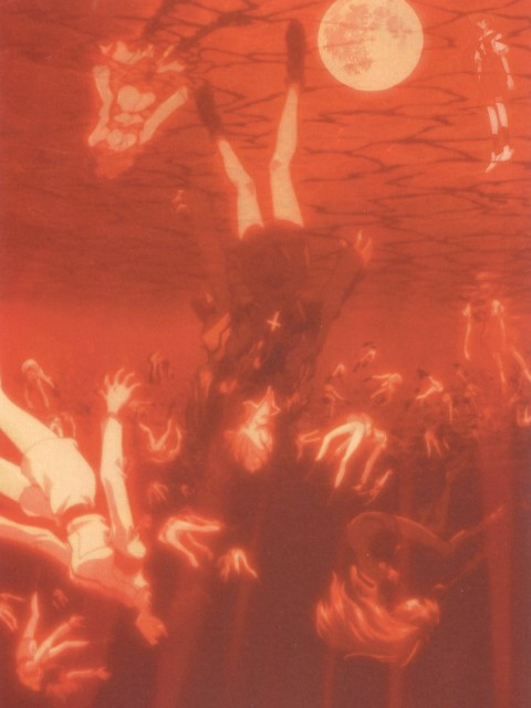 Yoshiyuki Sadamoto, Neon Genesis Evangelion, Die Sterne, Rei Ayanami, Asuka Langley Soryu