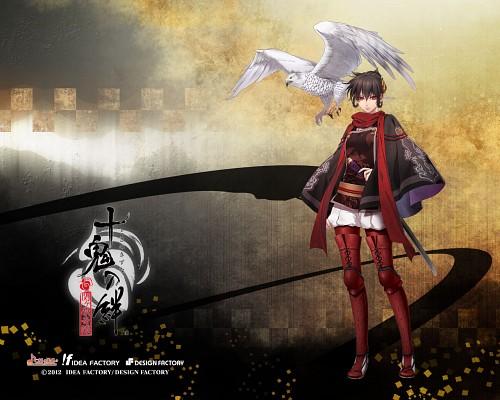 Idea Factory, Toki no Kizuna, Yukina Suzumori, Official Wallpaper
