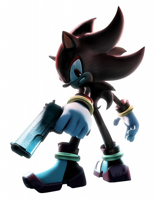 SNK, Sega, SONIC Series, Shadow the Hedgehog, Official Digital Art