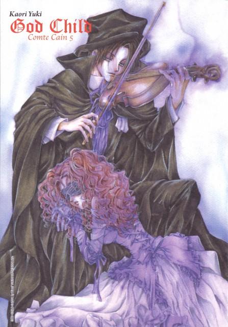 Kaori Yuki, Count Cain, Cain C. Hargreaves, Mikaela