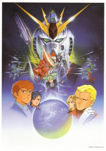 Mobile Suit Gundam - Universal Century, Mobile Suit Gundam Char's Counterattack, Char Aznable, Hathaway Noa, Quess Paraya
