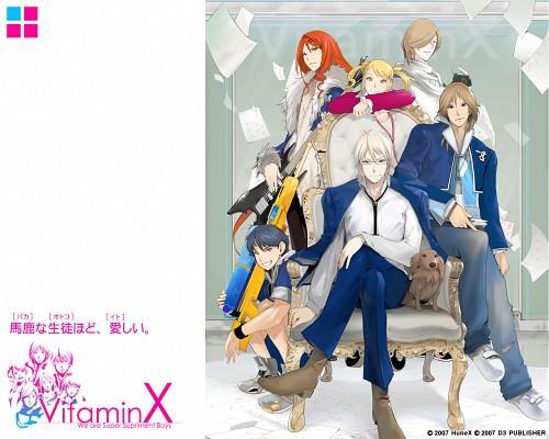 Hirotaka Maeda, D3 Publisher, Vitamin X, Shun Nanase, Kiyoharu Sendo