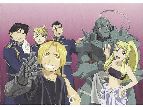 Hiromu Arakawa, BONES, Fullmetal Alchemist, Alphonse Elric, Edward Elric
