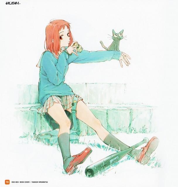 Yoshiyuki Sadamoto, Gainax, FLCL, Mamimi Samejima