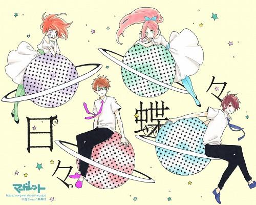 Suu Morishita, Hibi Chouchou, Koharu Shinkawa, Atohira, Suiren Shibaseki