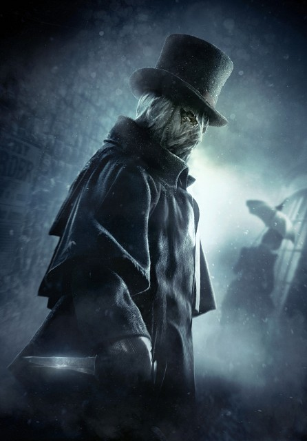 Ubisoft, Assassin's Creed Syndicate, Jack The Ripper (ACS), Official Digital Art