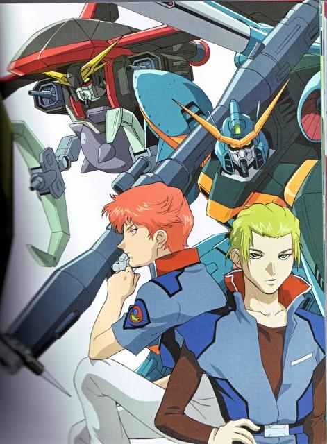 Sunrise (Studio), Mobile Suit Gundam SEED, Crot Buer, Orga Sabnak